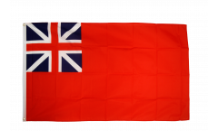 USA Colonial red ensign Flag - 3 x 5 ft. / 90 x 150 cm
