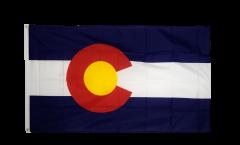 USA Colorado Flag - 3 x 5 ft. / 90 x 150 cm