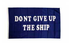 USA Commodore Perry Flag - 3 x 5 ft. / 90 x 150 cm
