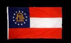 USA Georgia Flag - 3 x 5 ft. / 90 x 150 cm