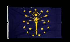 USA Indiana Flag - 3 x 5 ft. / 90 x 150 cm