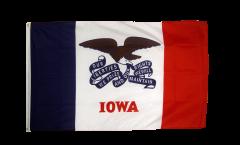 USA Iowa Flag - 3 x 5 ft. / 90 x 150 cm