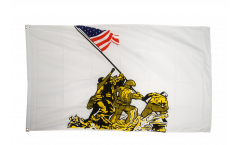 USA Iow Jim Flag - 3 x 5 ft. / 90 x 150 cm