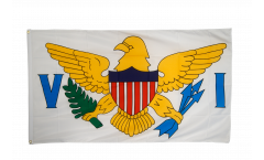 USA Virgin Islands Flag - 3 x 5 ft. / 90 x 150 cm