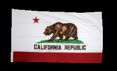 USA California Flag