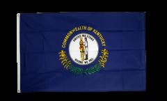 USA Kentucky Flag - 3 x 5 ft. / 90 x 150 cm