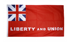 USA Liberty and Union Taunton Flag - 3 x 5 ft. / 90 x 150 cm
