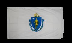 USA Massachusetts Flag - 3 x 5 ft. / 90 x 150 cm