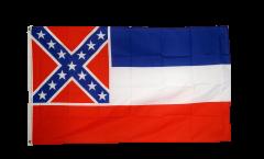 USA Mississippi Flag - 3 x 5 ft. / 90 x 150 cm