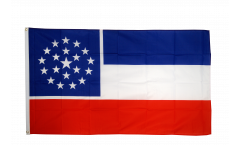 USA Mississippi unofficial Flag - 3 x 5 ft. / 90 x 150 cm
