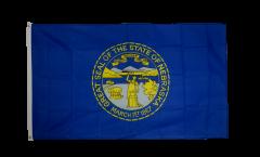 USA Nebraska Flag - 3 x 5 ft. / 90 x 150 cm
