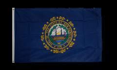 USA New Hampshire Flag - 3 x 5 ft. / 90 x 150 cm