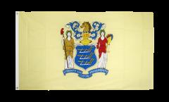 USA New Jersey Flag - 3 x 5 ft. / 90 x 150 cm