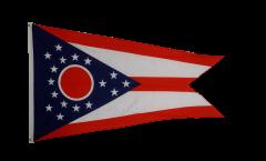 USA Ohio Flag - 3 x 5 ft. / 90 x 150 cm