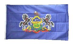 USA Pennsylvania Flag - 3 x 5 ft. / 90 x 150 cm