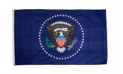 USA President 2 Flag - 3 x 5 ft. / 90 x 150 cm
