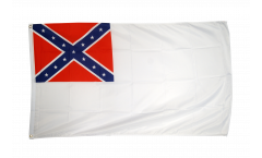 USA Southern United States 2nd Confederate Flag