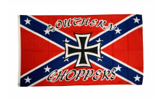 USA Southern United States Southern Choppers Flag - 3 x 5 ft. / 90 x 150 cm