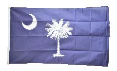 USA South Carolina Flag - 3 x 5 ft. / 90 x 150 cm