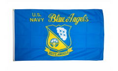 USA US Navy Blue Angels Flag - 3 x 5 ft. / 90 x 150 cm