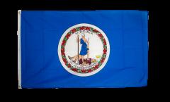 USA Virginia Flag