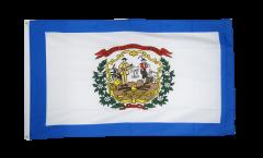 USA West Virginia Flag - 3 x 5 ft. / 90 x 150 cm