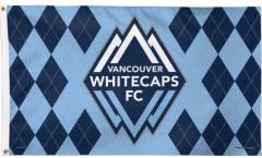 MLS Vancouver Whitecaps FC Flag - 3 x 5 ft. / 90 x 150 cm