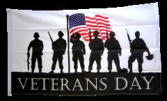 Veterans Day Flag - 3 x 5 ft. / 90 x 150 cm