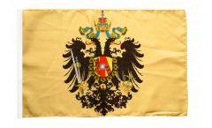 Austria-Hungary 1815-1915 Flag with sleeve