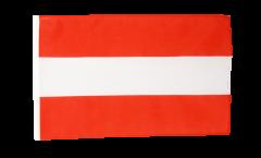 Austria Flag - 12 x 18 inch