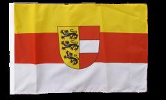 Austria Carnithia Flag - 12 x 18 inch