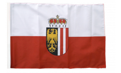 Austria Upper Austria Flag with sleeve