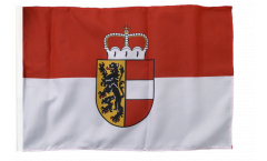 Austria Salzburg Flag - 12 x 18 inch