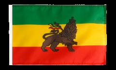 Ethiopia old Flag with sleeve