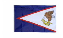 American Samoa Flag with sleeve