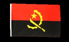 Angola Flag - 12 x 18 inch
