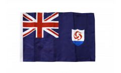 Anguilla Flag - 12 x 18 inch