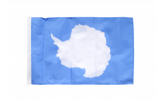 Antarctic Flag - 12 x 18 inch