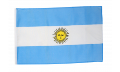 Argentina Flag with sleeve