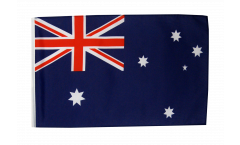 Australia Flag with sleeve