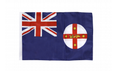 Australia New South Wales Flag with sleeve