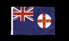 Australia New South Wales Flag - 12 x 18 inch
