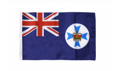 Australia Queensland Flag with sleeve