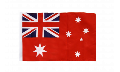 Australia Red Ensign Flag with sleeve