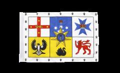 Australia Royal Standard Flag with sleeve