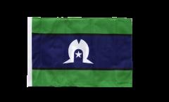 Australia Torres Strait Islands Flag - 12 x 18 inch
