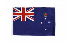 Australia Victoria Flag with sleeve