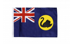 Australia Western Flag with sleeve