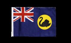 Australia Western Flag - 12 x 18 inch