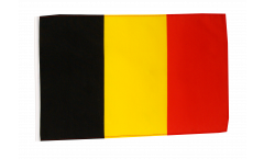 Belgium Flag with sleeve